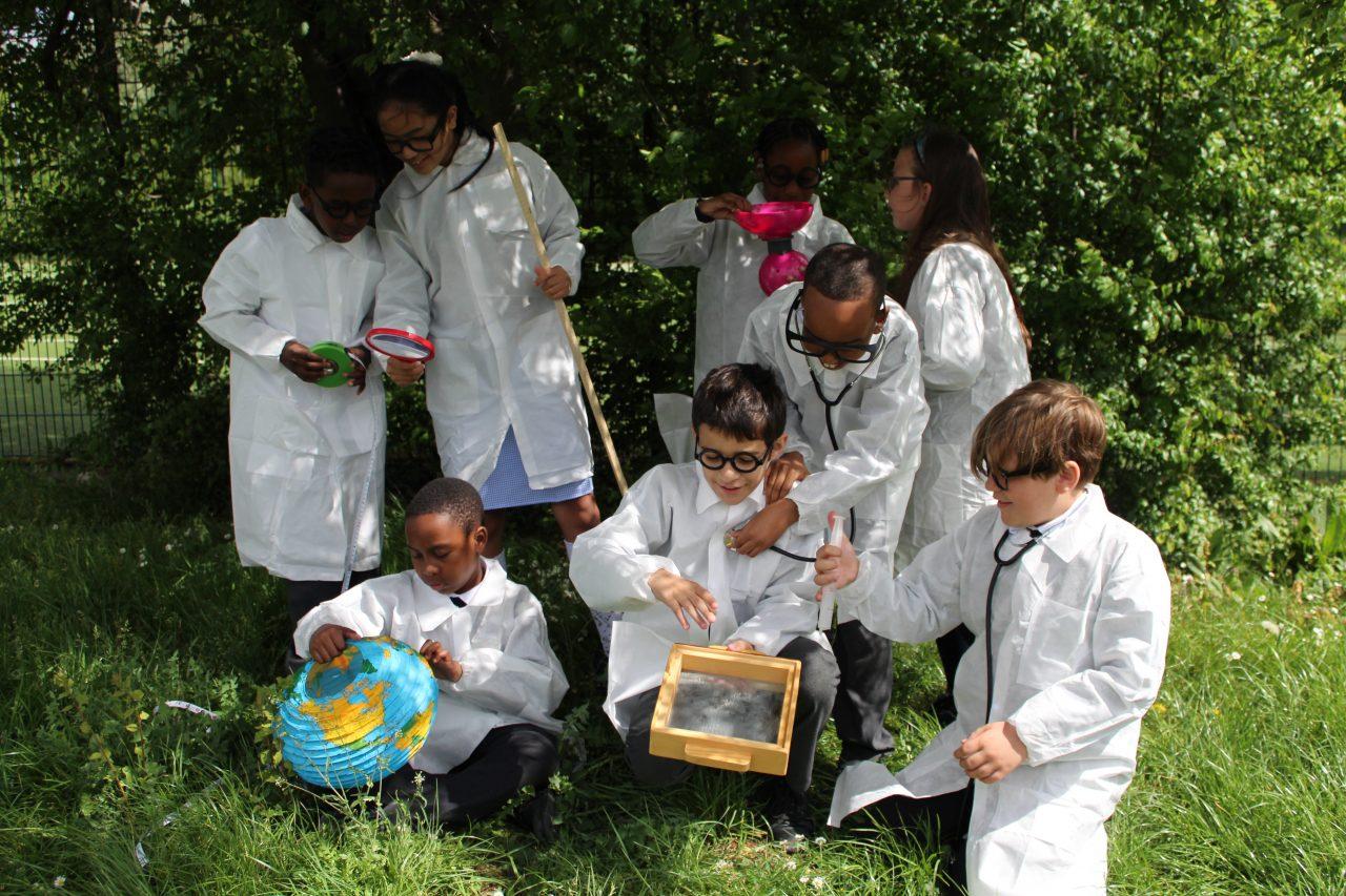 STEM East Acton Bubble & Squeak After School