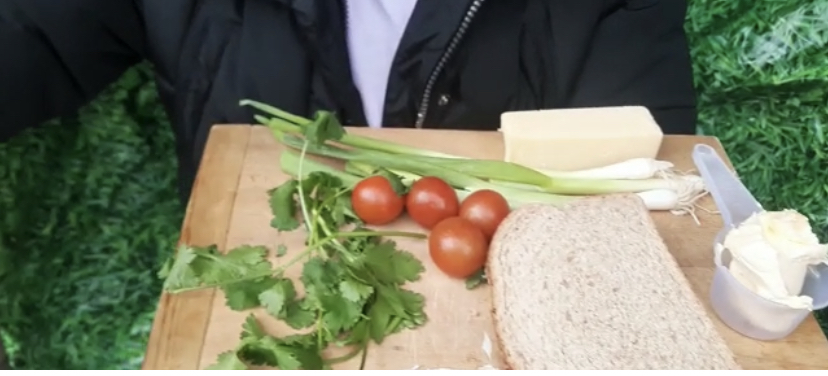 Savoury Bread Rolls